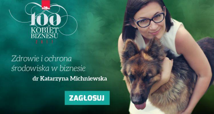 """""""Ciągle mało mi wrażeń"""" – przeczytaj wywiad z dr Katarzyną Michniewską"""