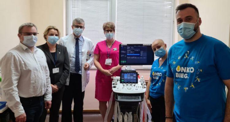 Razem wybiegaliśmy sprzęt medyczny dla pacjentów onkologicznych